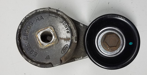 Supercharger Belt Tensioner with New 70 mm Metal Pulley - 1989 - 1995