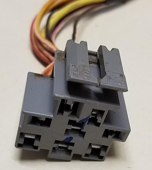 Headlight Switch Pig Tail Harness  - 1994 - 1997