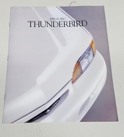 1995 Thunderbird Sales Brochure