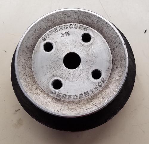 Jackshaft 5% Overdrive Aluminum Pulley - 3.8L SC
