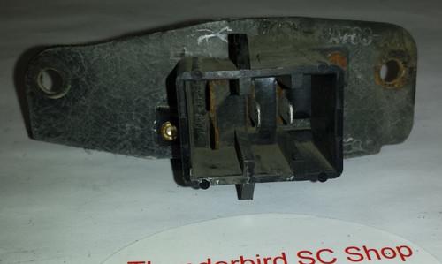 Blower Motor Resistor - Analog - 1994 - 1997