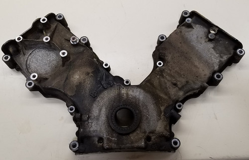 Timing Chain Cover - 4.6L SOHC - 1996 - 1997