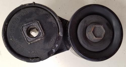 Belt Tensioner with Metal Pulley - Jackshaft to Supercharger - 1989 - 1995