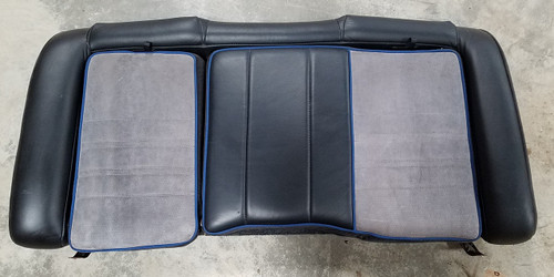 Seat - Rear Back - 35th Anniversary Fold Down  - 1989 - 1997