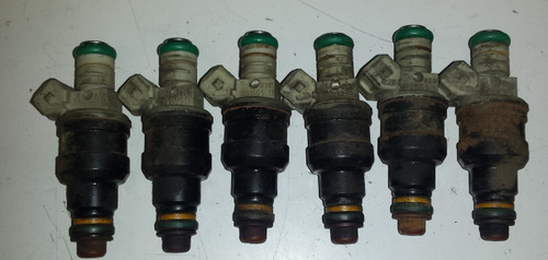 Fuel Injector 14# - Set of 6 - 1989 - 1997