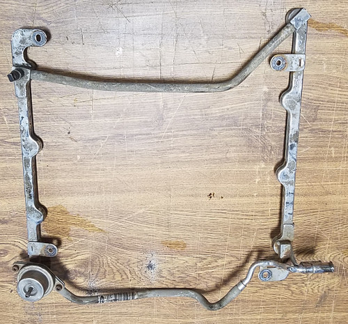 Fuel Rail - 4.6L SOHC - 1996 - 1997