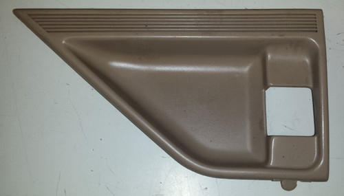 Door Handle - Cup Insert - Mocha - Passenger Side - 1989 - 1993 - Three Good Tabs - Grade A