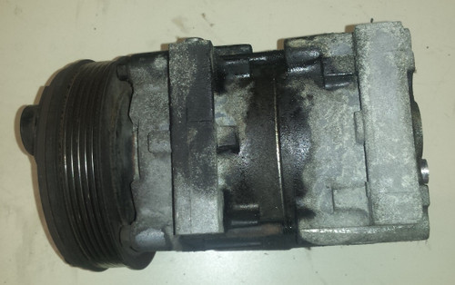 AC Compressor with Pulley - 3.8L LX - 1989 - 1993