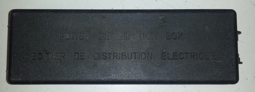 Engine Fuse Box Cover - 1994 - 1997