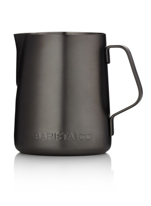 12 oz. milk jug from Barista & Co