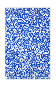 Jangneus - Swedish Tea Towels - Dala - Blue