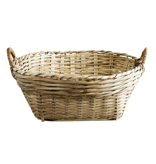 Bamboo Fruit Basket from TineK Home