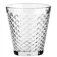 Vase Facet - Clear