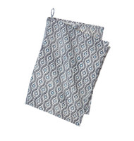 Colorful Cotton Kitchen Towel - Lulu - Dusty Blue