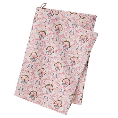 Colorful Cotton Kitchen Towel - Diya - Rose