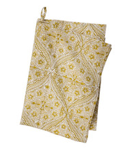 High Quality - Cotton Kitchen Towel - Kumari - Yellow