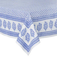 "Tablecloth - Meena - Blue - 59""x 98"""
