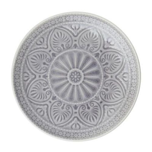 Lunch Plate - Light Grey