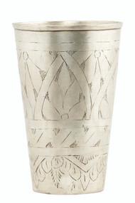 Silver Vase - Lassi