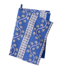 Contemporary High Quality Kitchen Towel - Orchid - Blue