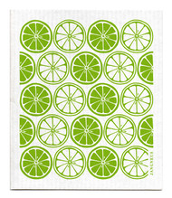 Swedish Dishcloth - Citrus - Green