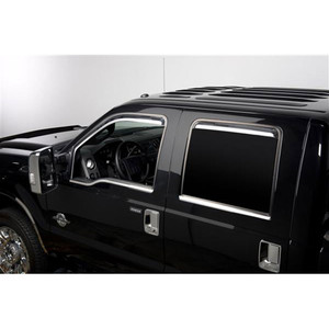 Putco | Window Trim | 99-15 Ford Super Duty | PUTW0026