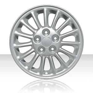 REVOLVE | 16-inch Wheels | 99-01 Pontiac Grand Am | RVW0522