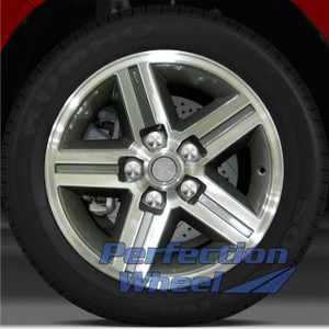 1985-1987 Chevy Camaro 16x8 Factory Rear Wheel (Dark Argent Charcoal)