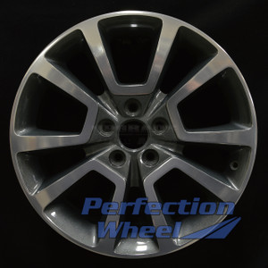 Perfection Wheel | 18-inch Wheels | 13-15 Jeep Compass | PERF01815