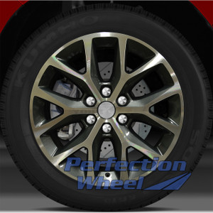 2015 Ford Expedition 20x8.5 Factory Wheel (Dark Sparkle Charcoal)