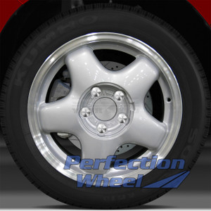 1995-1999 Chevy Monte Carlo 16x6.5 Factory Wheel (Fine Metallic Silver)