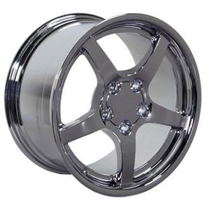 17-inch Wheels | 88-04 Chevrolet Corvette | OWH0274