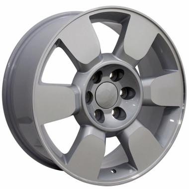 20-inch Wheels   88-00 Chevrolet C/K   OWH2094