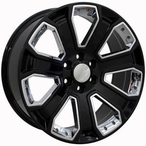 22-inch Wheels | 03-08 GMC Savana | OWH2668