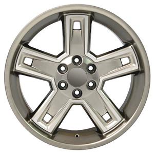 22 Wheels   99-17 GMC Sierra 1500   OWH3925