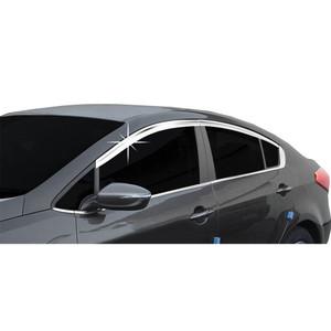 Premium FX | Window Vents and Visors | 14-17 Kia Forte | PFXV0026