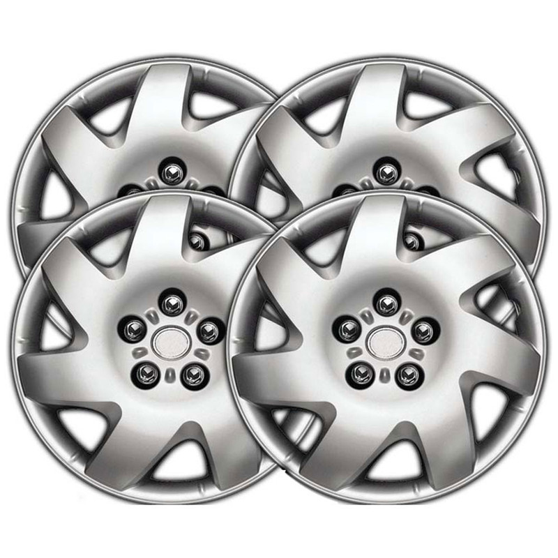 auto reflections hubcaps and wheel skins 02 06 toyota camry 13915 s hubcaps covers. Black Bedroom Furniture Sets. Home Design Ideas