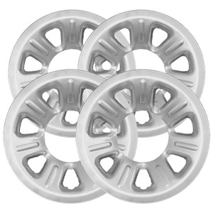 "2000-2009 Ford Sport Trac 15"" Chrome Wheel Skins"