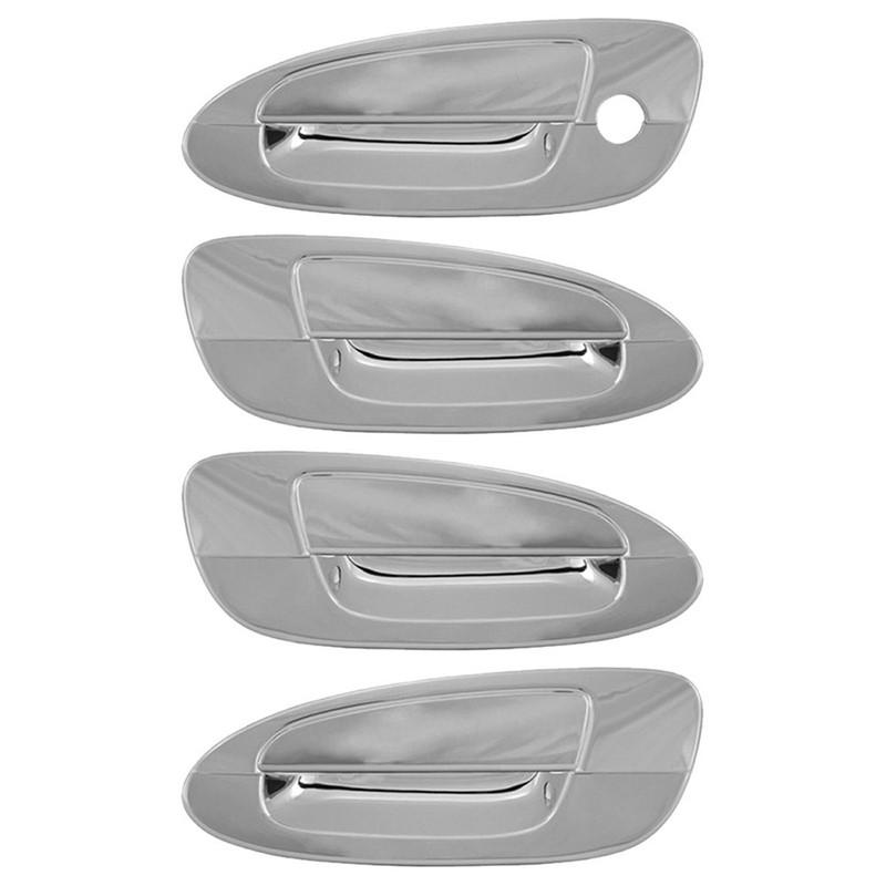 Auto reflections door handle covers and trim 02 06 for 02 nissan altima door handle