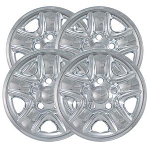 Auto Reflections | Hubcaps and Wheel Skins | 07-14 Toyota Tundra | IMP-77X-Tundra-Wheel-Skins
