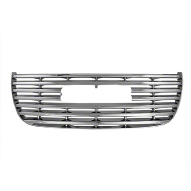 Auto Reflections | Grille Overlays and Inserts | 07-14 GMC Yukon | IWCGI109-Yukon-Grille-Chrome-Grill