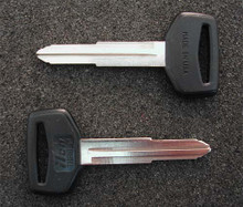 1981-1982 Toyota Corona Key Blanks