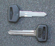 1981-1987 Toyota Corolla Station Wagon 2WD Key Blanks