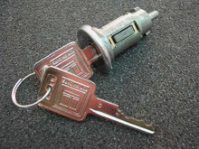 1967 Pontiac Firebird Ignition Lock
