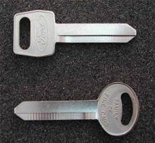 1968-1976 Mercury Montego Key Blanks