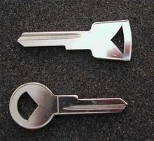 1962-1964 Ford Galaxie Key Blanks