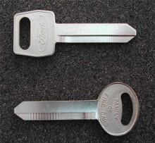 1984-1987 Ford Tempo Key Blanks