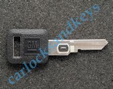 1986-1996 OEM Chevrolet Corvette VATS Key Blank