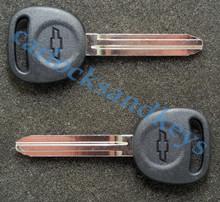 2004-2008 Chevrolet Colorado Key Blanks