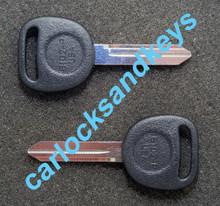 1999-2005 Chevrolet Astro Van Key Blanks